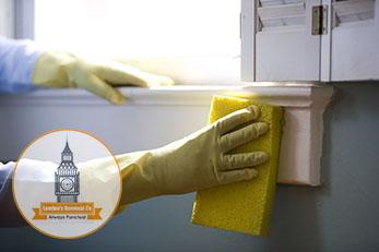 Healthy moving out cleaning services